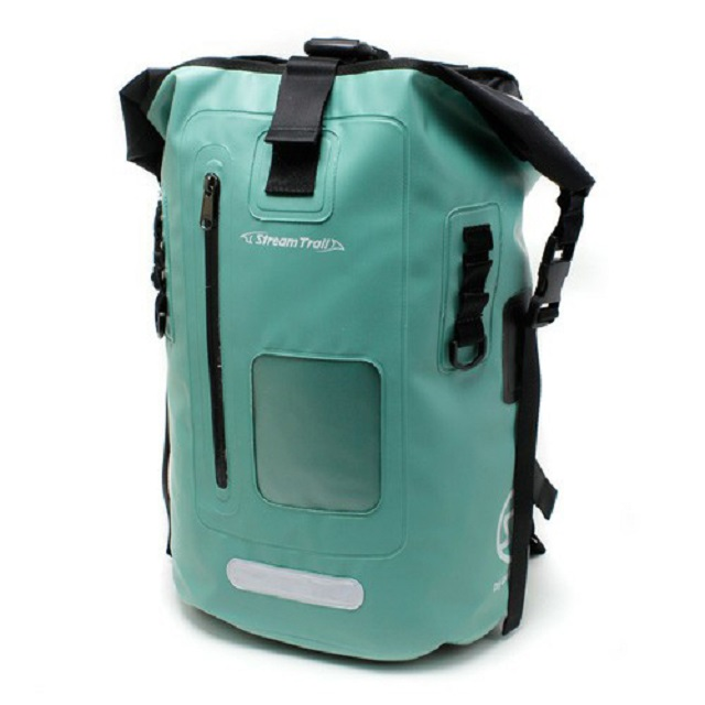 キャップス STREAMTRAIL DRY TANK DX-25L EMERALD