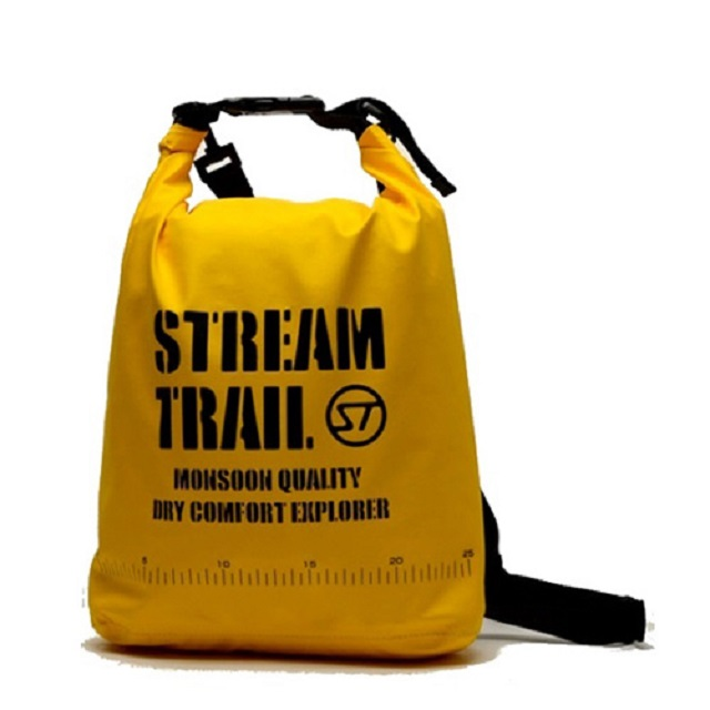 キャップス STREAMTRAIL BREATHABLE TUBE S YELLOW