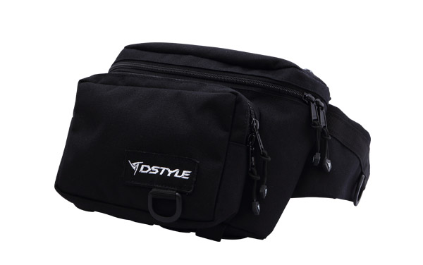 DSTYLE スリング タックル ポーチ Sling Tackle Pouch Black