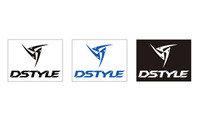 DSTYLE DSTYLE LOGO カッティングステッカー タイプ2 BLACK