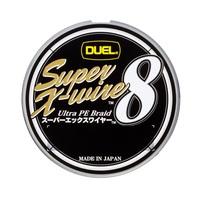 デュエル SUPER XーWIRE 8 150m 1.2号 シルバー