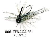 レイドジャパン エグダマ Type-LEVEL 4.5g テナガエビ