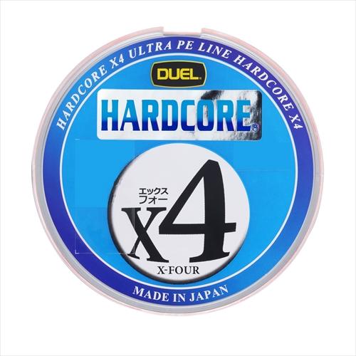 デュエル HARDCORE X4 200m 1.0号 O