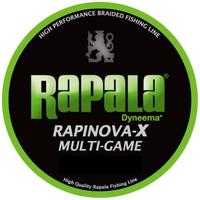ラパラ ラピノヴァ・エックス マルチゲーム 150m 0.6号/13.9lb ライムグリーン